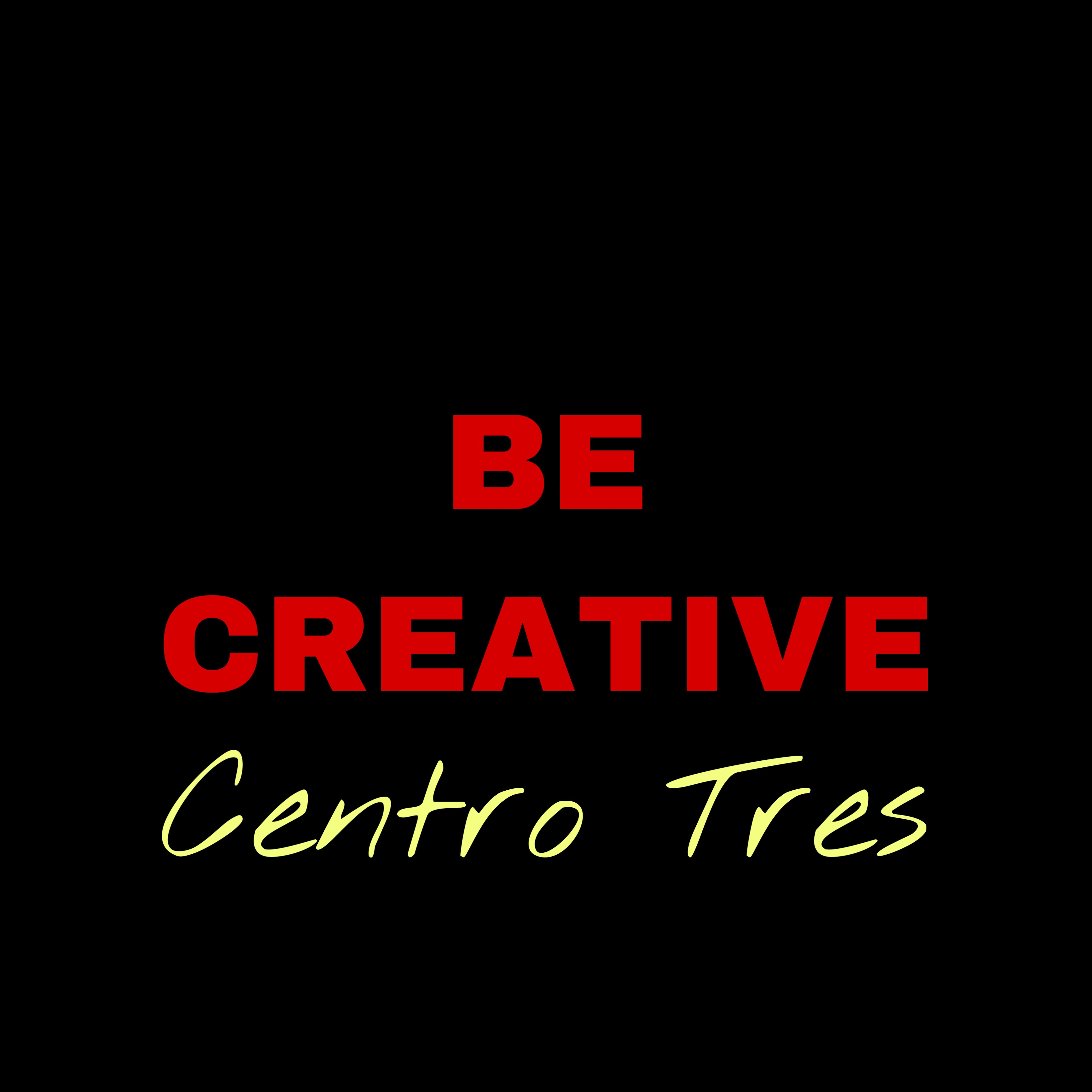 be creative centro tres