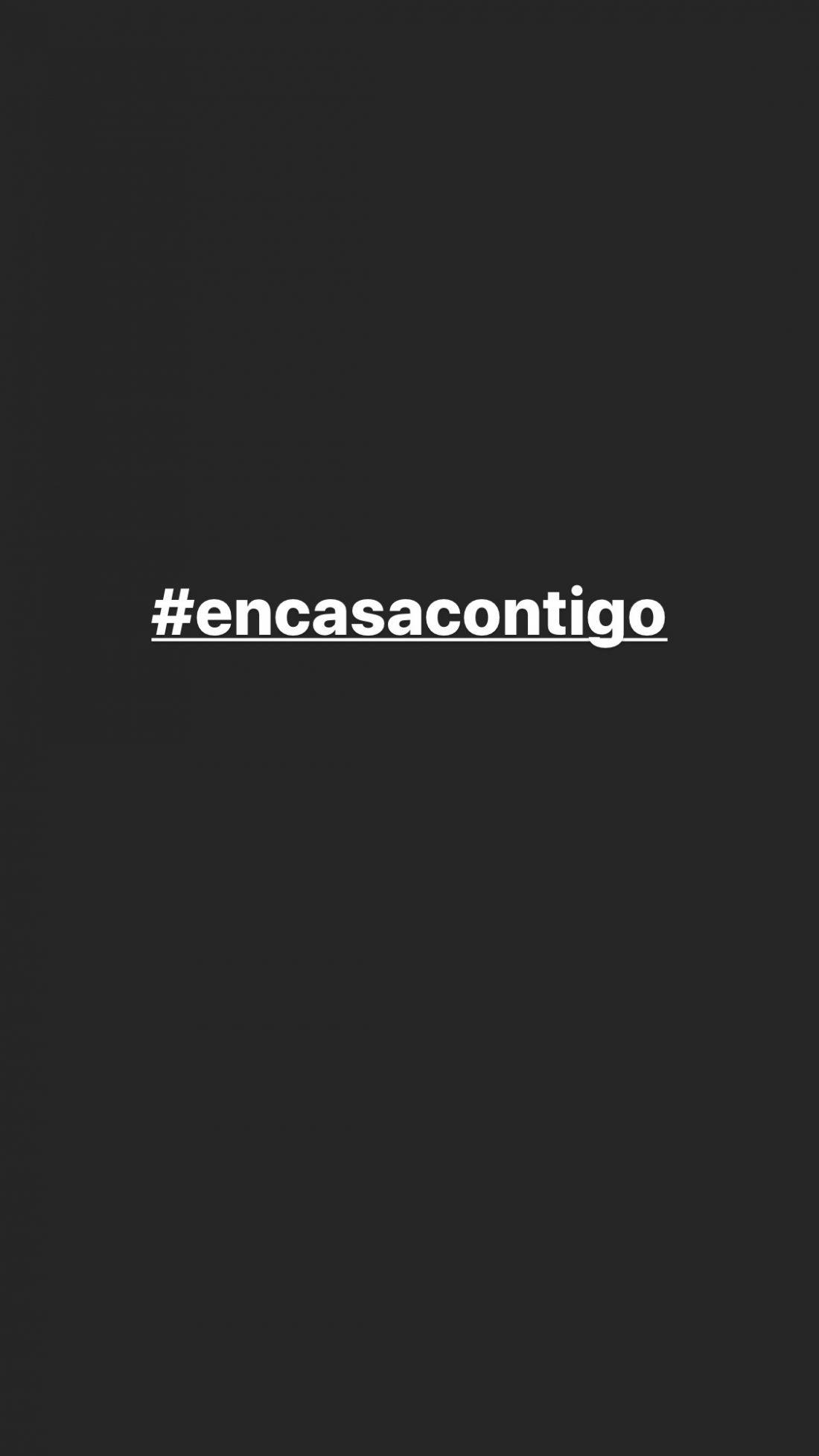 #encasacontigo